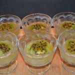 Lemon Sago Pudding