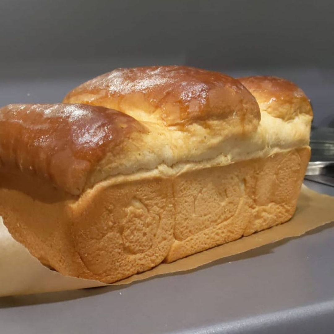 Increased the amount of the recipe (x1.5). The result was a soft loaf!!! Made some sandwiches for dinner and we're out of bread again ;)