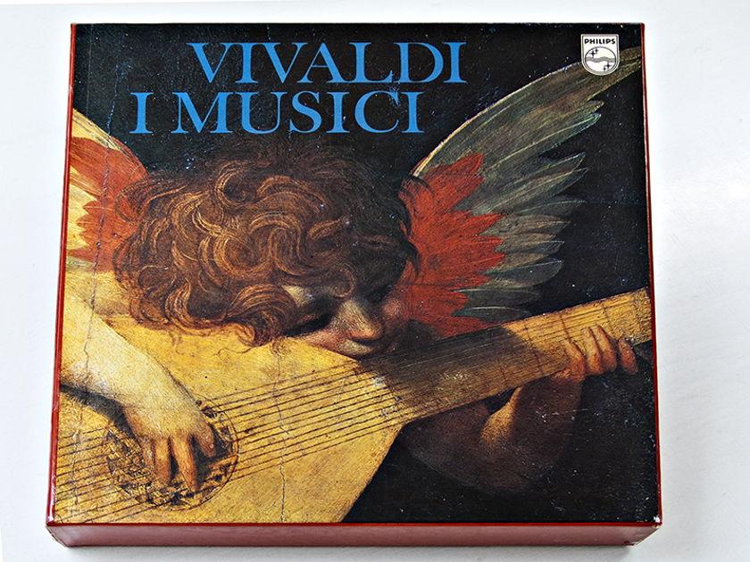 Vivaldi Concerti - I Musici 18 LP Box Set
