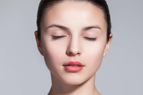 eyebrow center laser hair removal