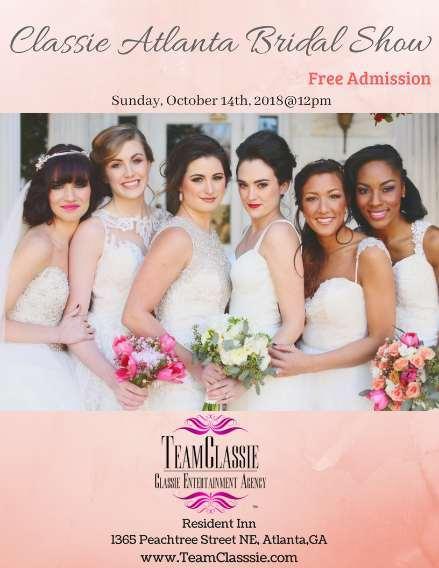 Classie Atlanta Bridal Show