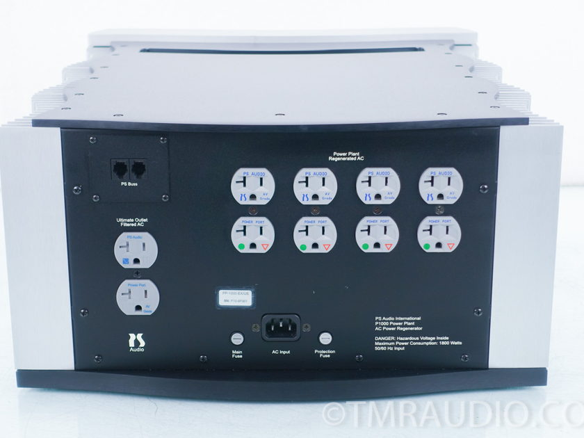 PS Audio Power Plant P1000; Power Conditioner; Just Serviced (8905)