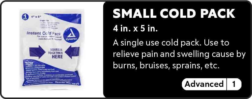 Small Cold Pack