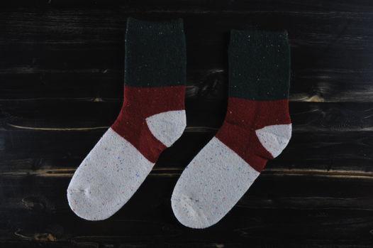 Зимние теплые носки (37-43)