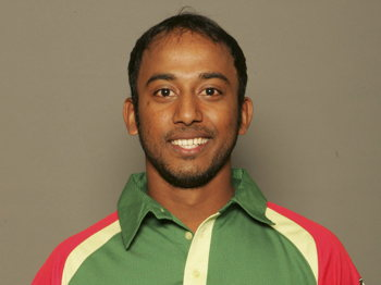 Cricketer Aftab Ahmed