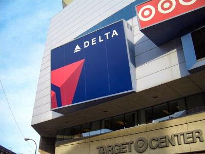 Delta Exterior Sign