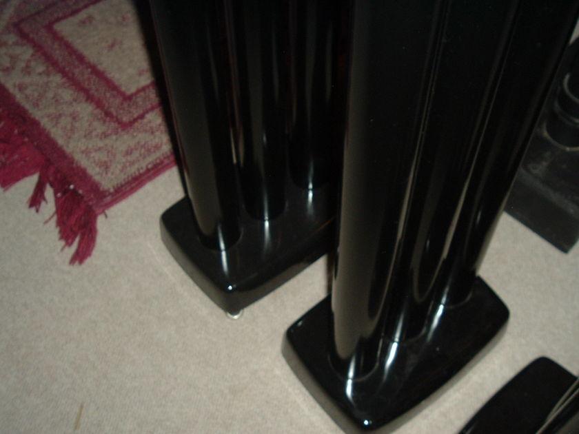 Argent Room Lens Black 3 units per set