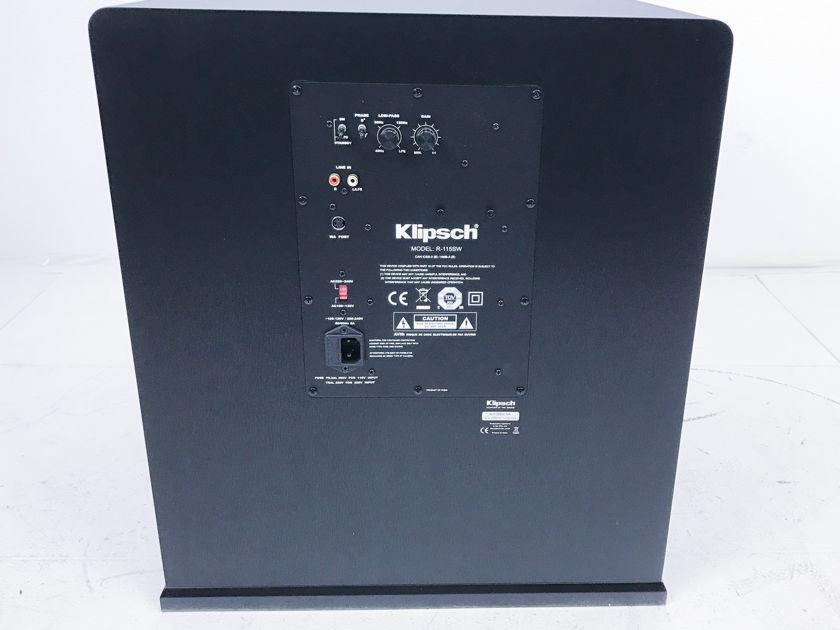 Klipsch Reference R-115SW (2119)