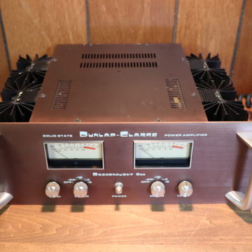 Dreadnaught 500 Amplifier