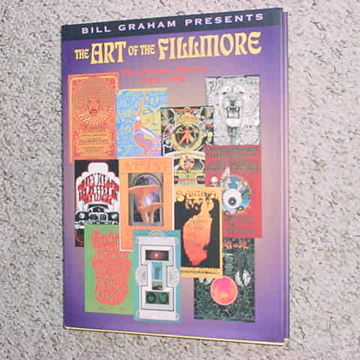 the art of the Fillmore the poster series book