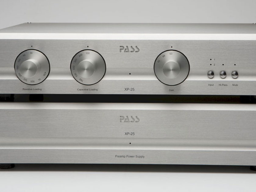 Pass Labs XP-25 Phono Preamp