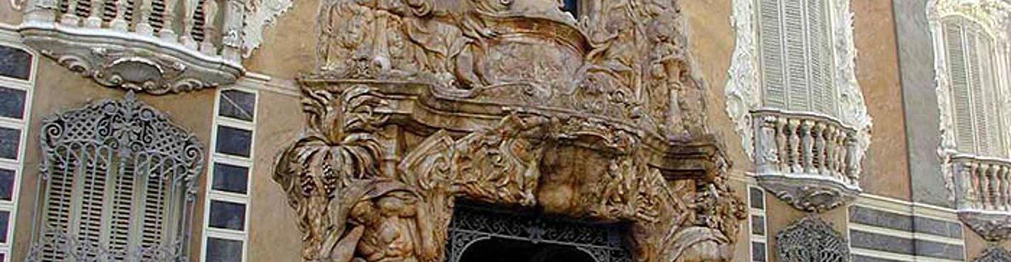 Валенсия-город Фарфора
