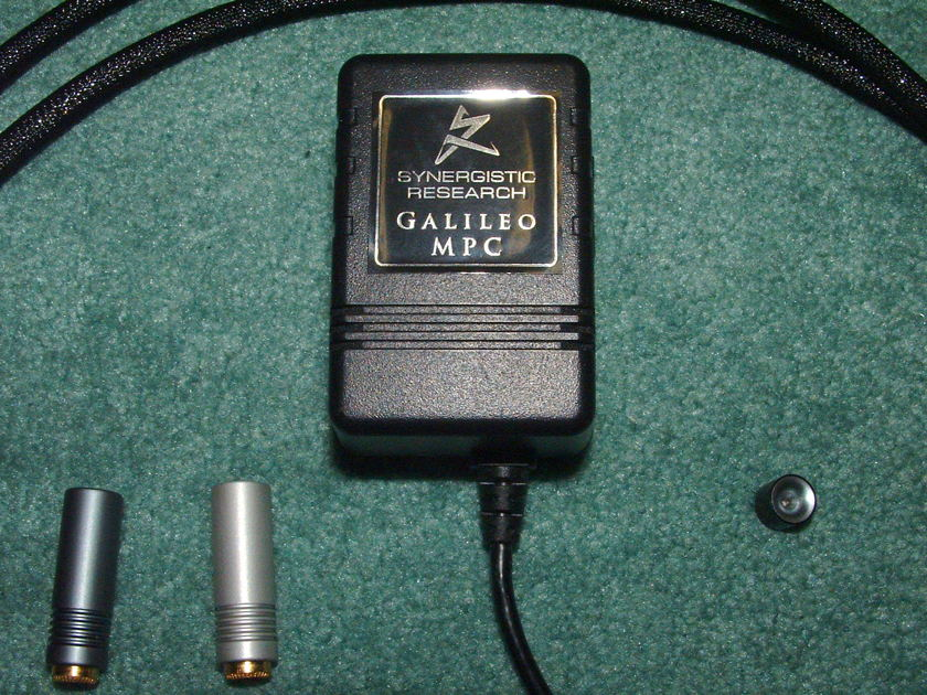 Synergistic Research Galileo LE 2 Meter USB Cable