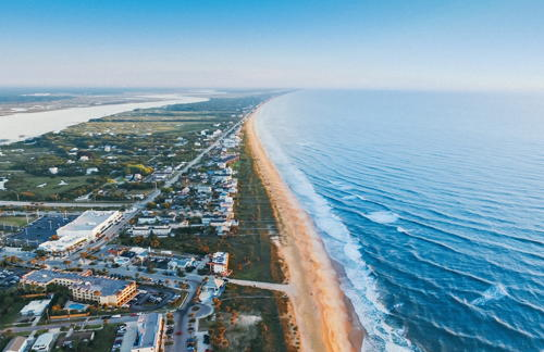 skyview of Port St. Lucie