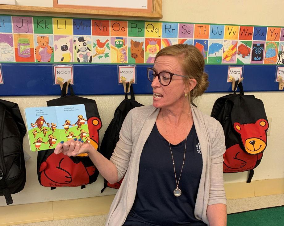 Ms. Heather - 3 Years of Service , Preschool Lead