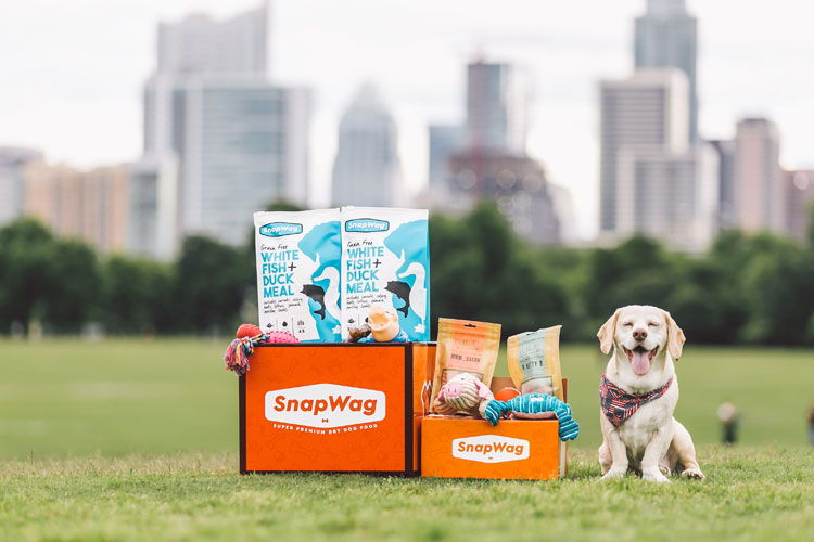 Personalized Dog Food Delivery