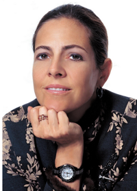 Alexandra Lebenthal founded Alexandra & James Wealth Management in 2006.