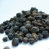 Pile of black pepper