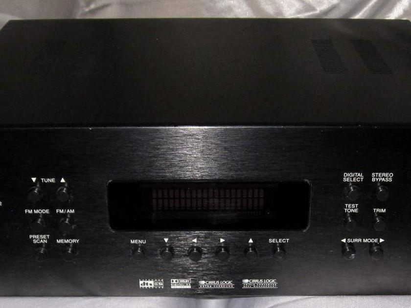 Sherbourn Audio PT-7000 dd dts etc preamplifier processor