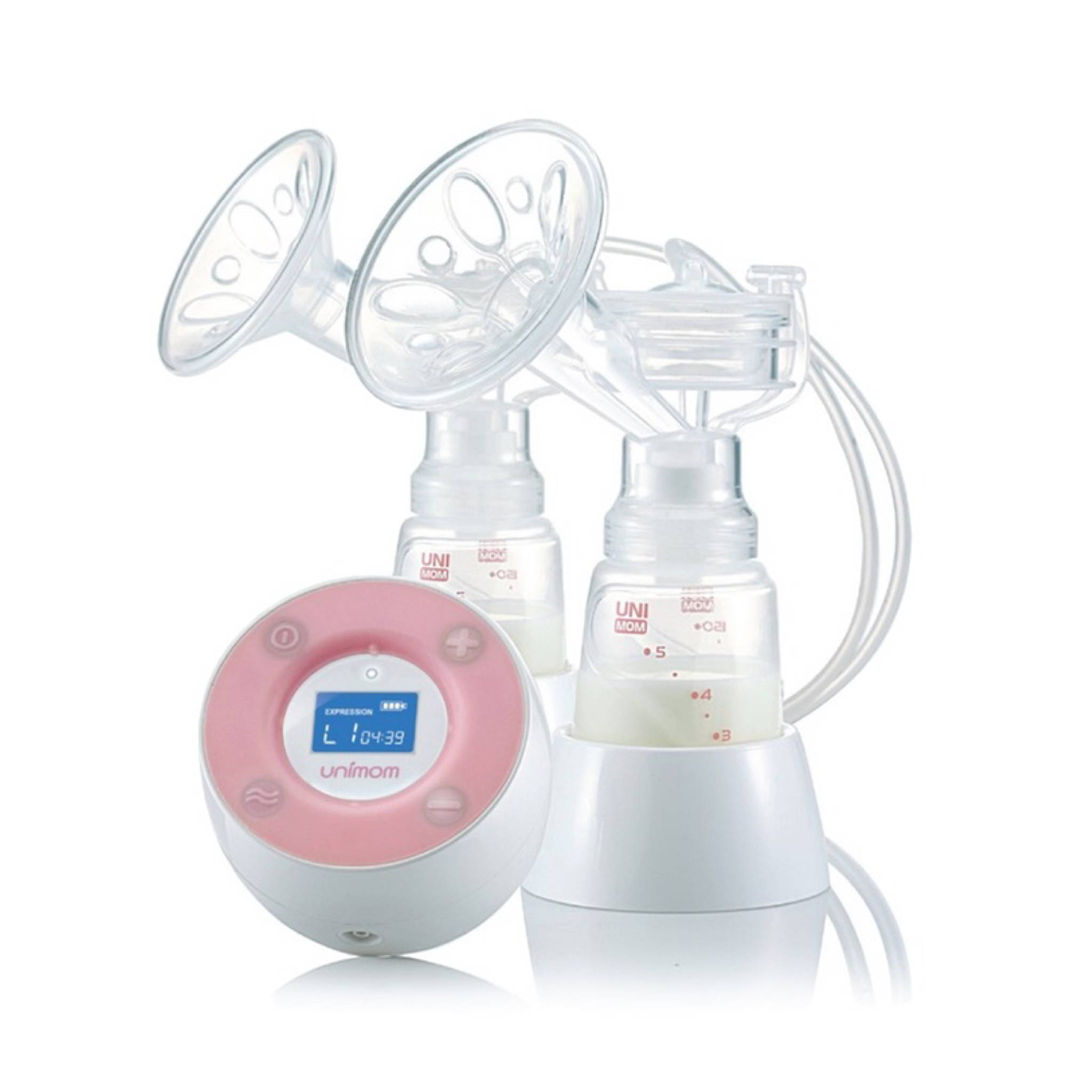 Steamer - Assembly and Use of Minuet Double Electric Breast Pump