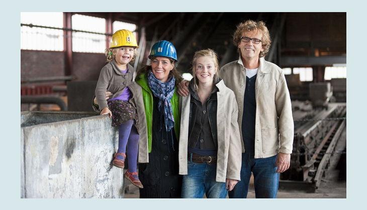 stiftung zollverein familie