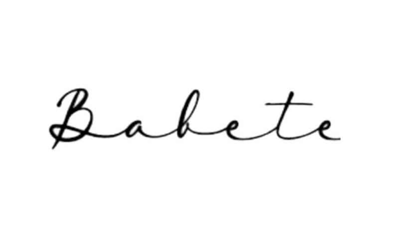 Babete handmade baby clothes newborn snuggies