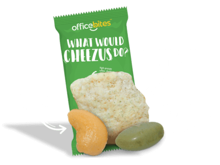 What would cheezus do snack
