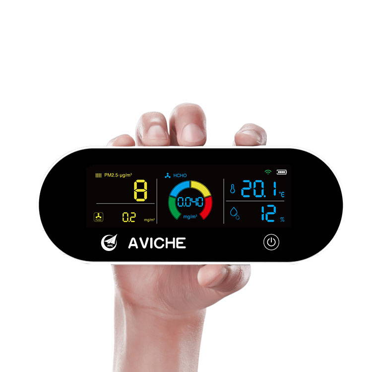 air quality monitor, air quality sensor,