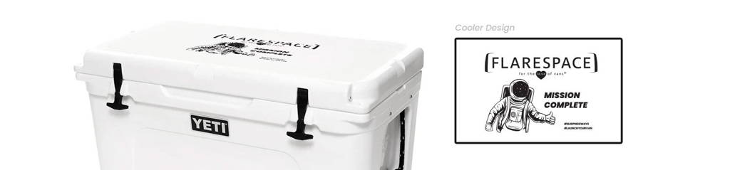 Flarespace Yeti Cooler Giveaway