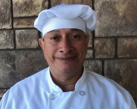 Mr. Andres Zarate-Lopez , Chef
