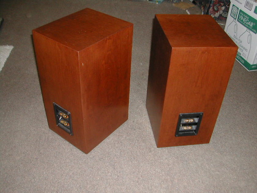 Tyler Acoustics Taylo ref monitors in red cherry! weekend special!