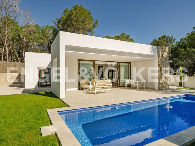 Beautiful New Build Property in El Bosque - Moraira