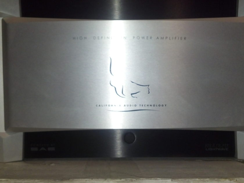 California Audio Technology FD XPRM UHD Power Amplifier