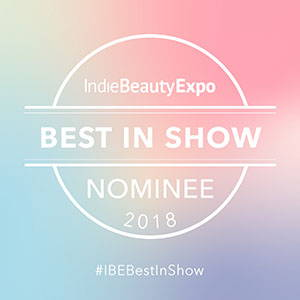 Indie beauty expo best in show, indie beauty expo best in show 2018