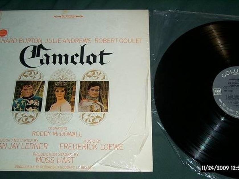 Soundtrack - Camelot Robert goulet 360 sound lp nm