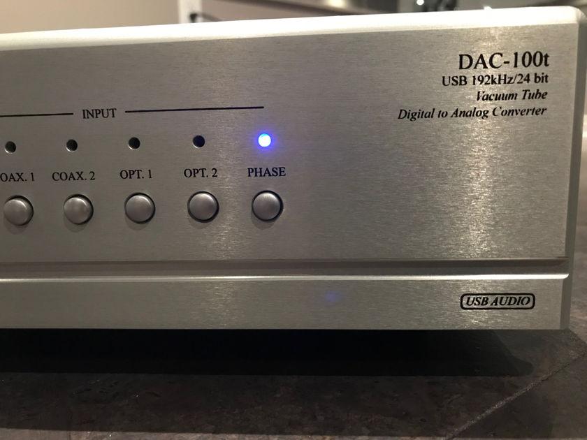 Cary Audio DAC-100t