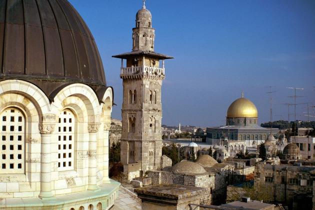 Израиль, 1 день из Шарм-Эль-Шейха (в мини-группе)