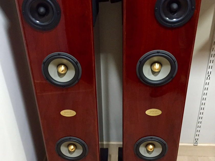 Nola Speakers Grand Reference Gold