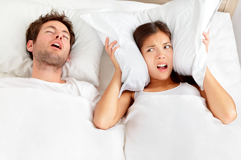 Apnée du sommeil ou ronflement