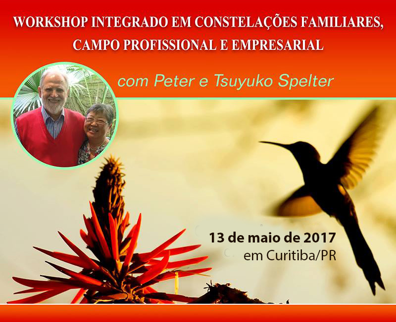 Workshop Integrado em Constelações Familiares, Campo Profissional e Empresarial