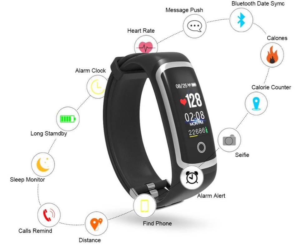 Neuclo Core H1 Smartwatch
