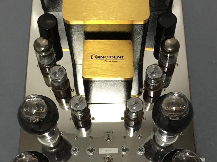 Coincident Speaker Tech SIP 300B SET Integrated Amp