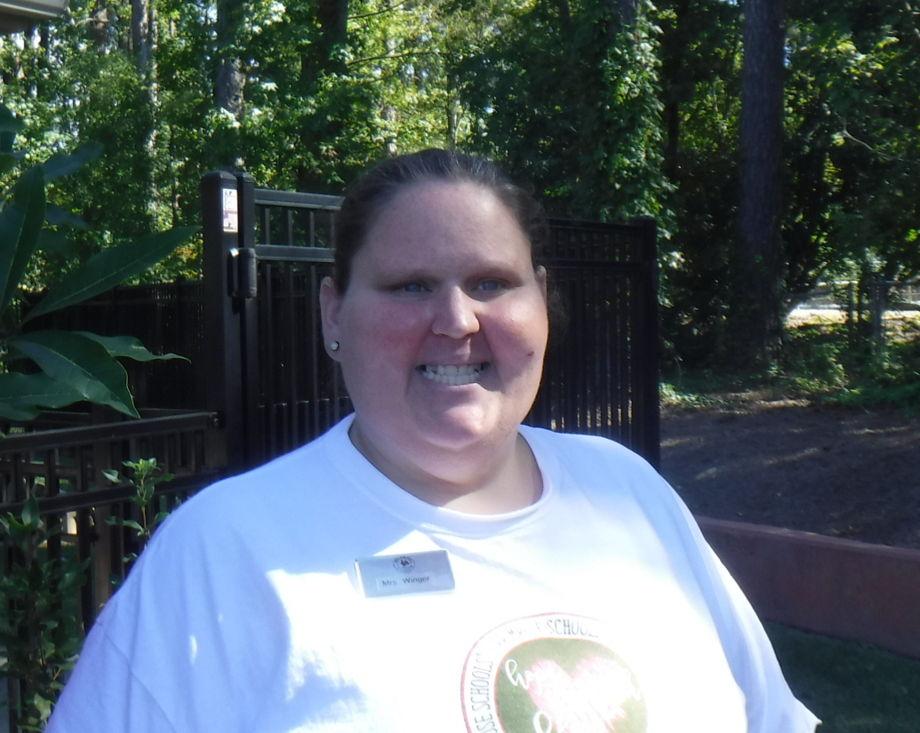 Kristen Winger , Educational Support Teacher