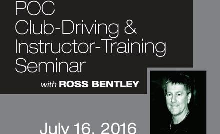 Ross Bentley's Driving-Instructor Training Seminar