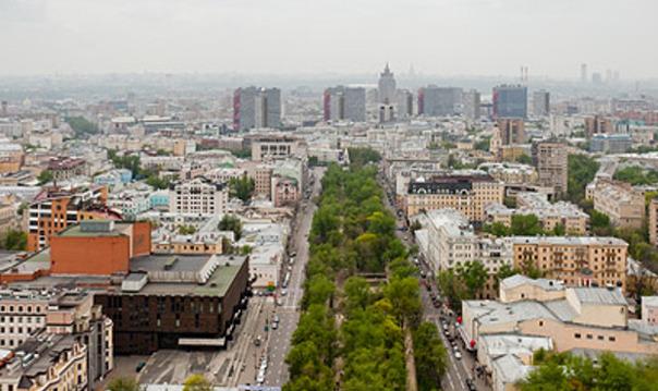 Тверской бульвар: в гостях у Ермоловой, Герцена и