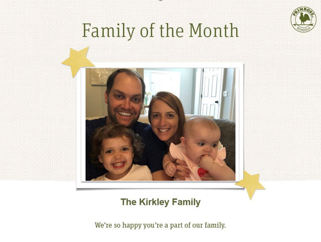 Kirkley Family