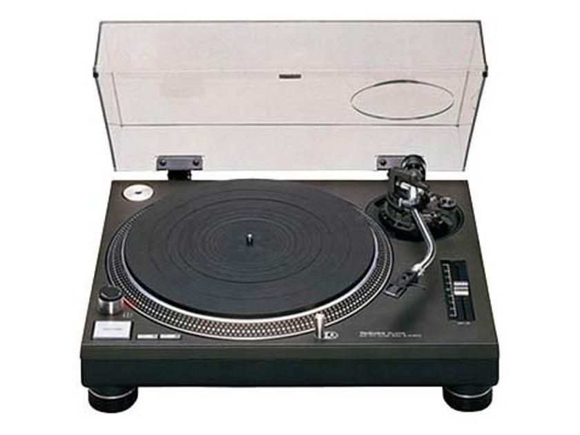 Technics SL-1200 mk2  Black NEW in box