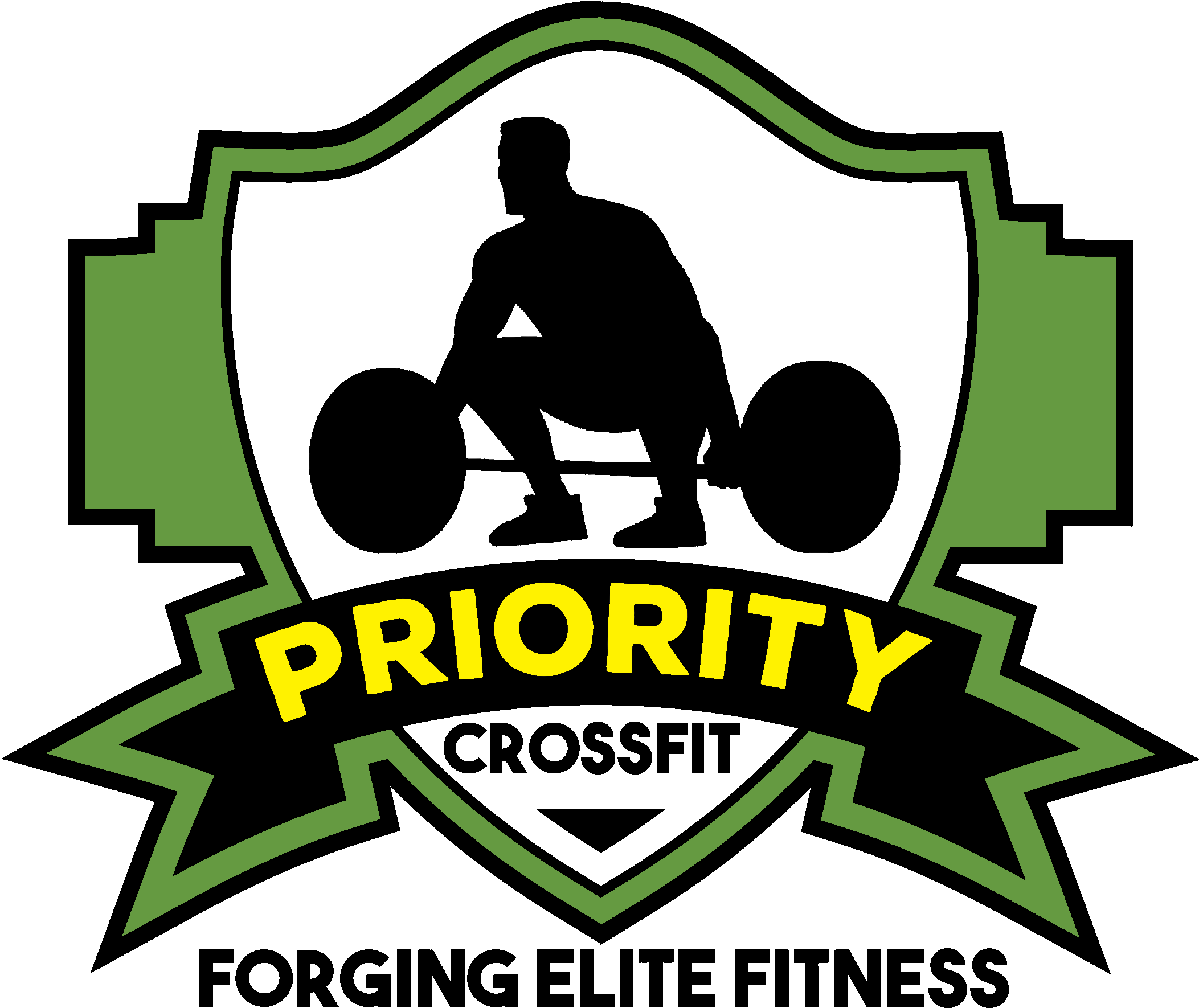 Priority CrossFit logo