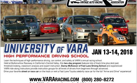 VARA U Instructor & Volunteer Sign Up