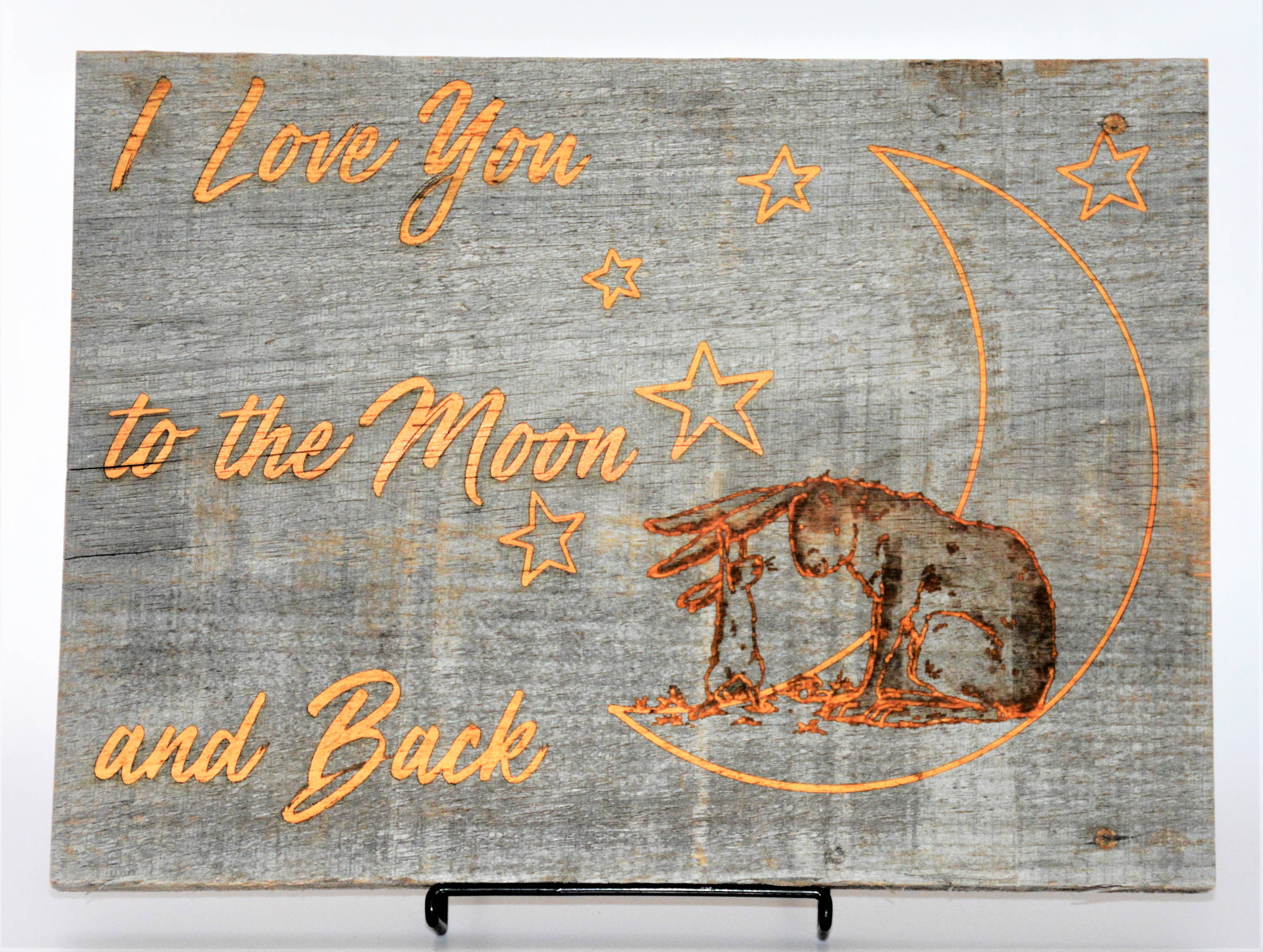 custom barn board signs